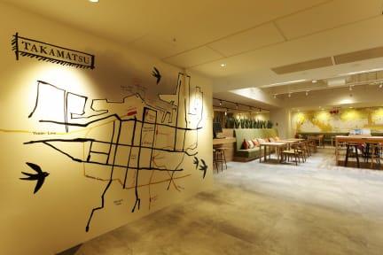 Kuvia paikasta: WeBase Takamatsu