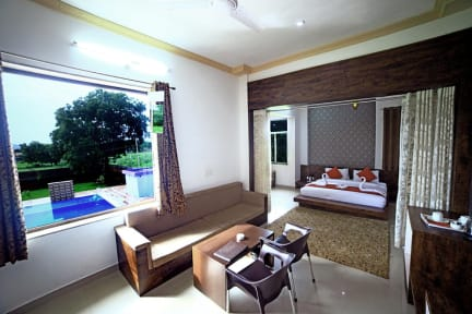 Fotky Dreams Resort Udaipur