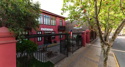 Pariwana Hostel Santiago tesisinden Fotoğraflar