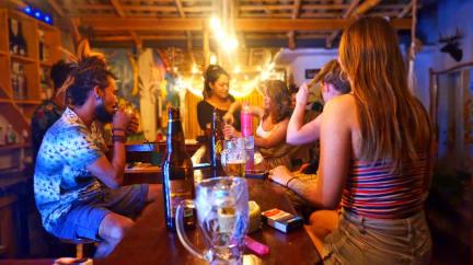 Boho Hostel & Restaurant Mirissaの写真