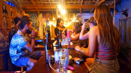 Boho Hostel & Restaurant Mirissa照片