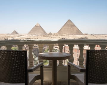 Remas Apartment in Giza Pyramidsの写真