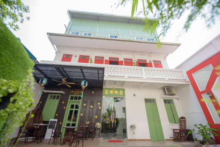 Photos of AMA Hostel Bangkok