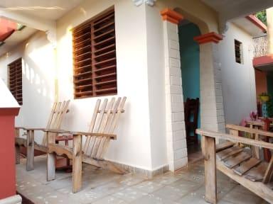 Casa Las Estrellas  Yunio y Yadexis tesisinden Fotoğraflar