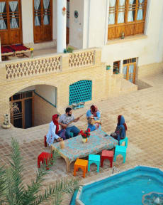 Ferdows Kooshk Traditional hotel의 사진