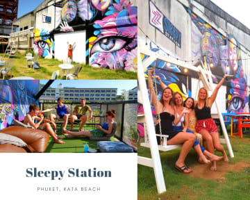 Sleepy Station Phuketの写真