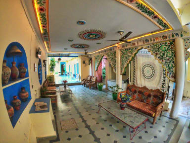 Kuvia paikasta: One Light Hostel Pushkar