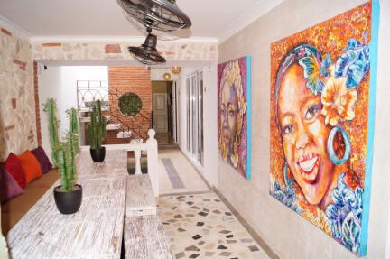 Фотографии Peregrinos Hostel Cartagena de Indias
