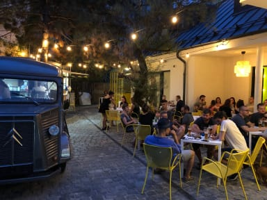 Foto di Street Food Possonium Apartments