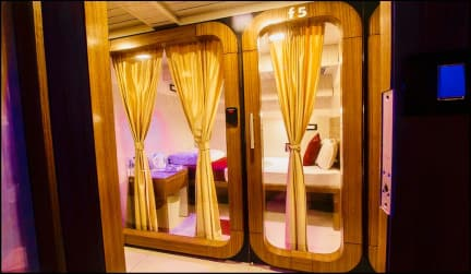 Photos of Qubestay Airport Capsule Hotel & Hostel