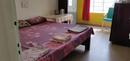 Foton av Goapalms Homestay (Palm View)