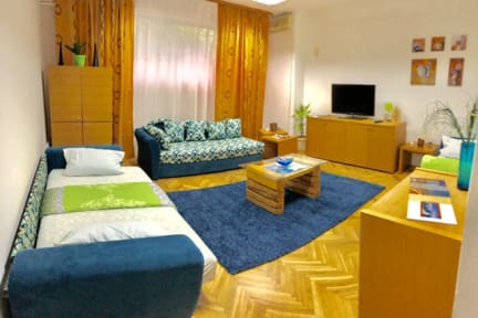 Foton av Wood Suites Belgrade