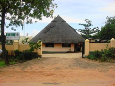 Zdjęcia nagrodzone Victoria Falls Budget Hostel