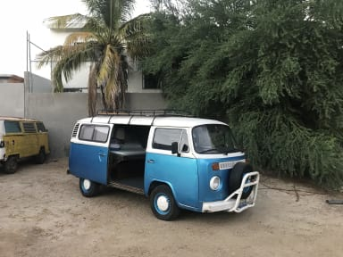 Bilder av VW Bus Hostel & Eco Campground, Los Cabos