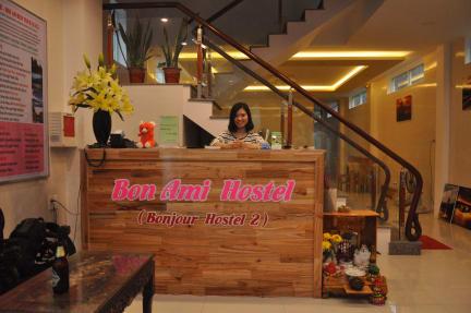 Bon Ami Hostelの写真
