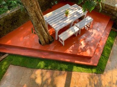 Foto di Rootsvilla Hostel Goa