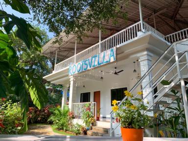 Zdjęcia nagrodzone Rootsvilla Hostel Goa