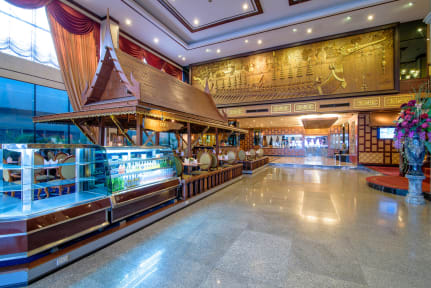 Kuvia paikasta: Alexander Hotel Bangkok