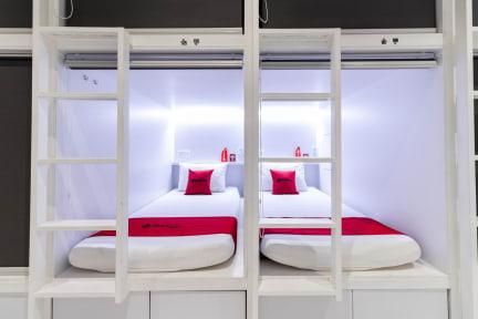 Uno capsule hostel照片