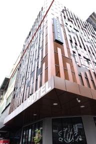 Fotos von RedDoorz Hostel @ Capsule Inn Medan