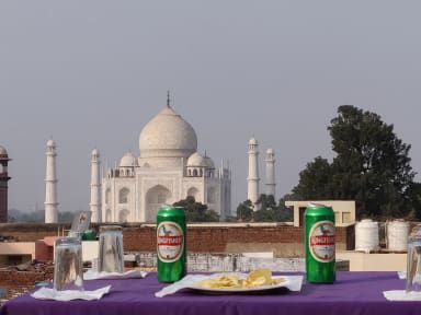 Fotos von Joey Hostel Agra