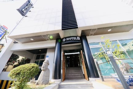 Fotos von Gallery Hotel Be Jeju