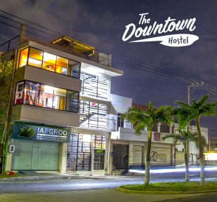 The Downtown Hostel照片