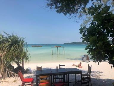 Kuvia paikasta: The Big Easy Koh Rong Samloem