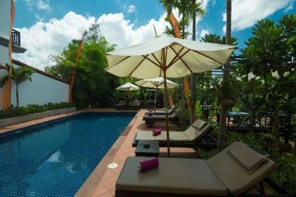 Zdjęcia nagrodzone Areca Angkor Boutique Villa