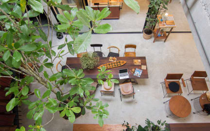 Tan Hostel x Cafe의 사진