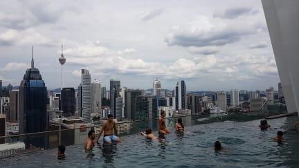 Zdjęcia nagrodzone SkyBed Regalia Kuala Lumpur