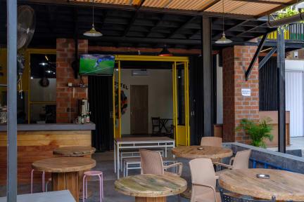 Foto di Kumpul Hostel