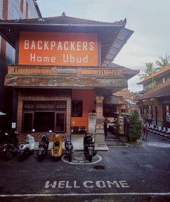 Foto's van Backpackers Home Ubud