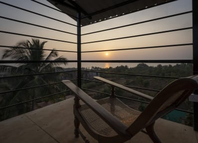 Fotky Agonda Sunset View Hostel