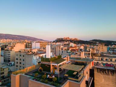 Kuvia paikasta: Athens Hawks Hostel