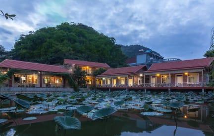Foto di Ninh Binh Mountain Side Homestay & Cafe