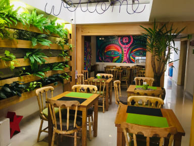 Adn Algo de Nosotros Hostal Cafeの写真
