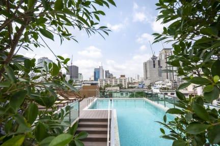 Fotos von Hyde Park Hotel Bangkok
