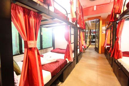 QubeStay Town Hostel tesisinden Fotoğraflar