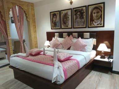 Fotos von Hotel Radhika