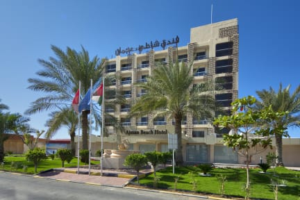 Photos of Ajman Beach Hotel