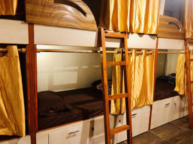 Fotos de Nomads House: Bunkstay Hotel and Cafe