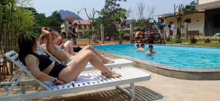 Central Backpackers Hostel - Phong Nha tesisinden Fotoğraflar