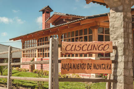 Kuvia paikasta: Cuscungo Cotopaxi