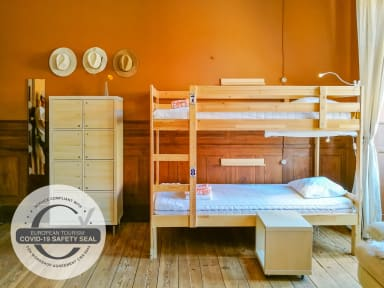 Fotografias de Ambiente Hostel