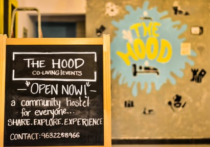 The Hood Co-Living Hostelの写真