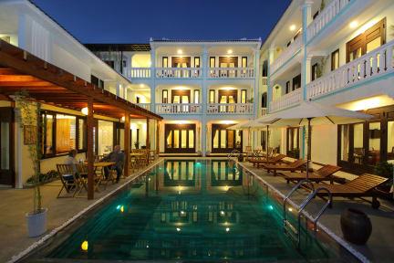 Zdjęcia nagrodzone Hoi An Estuary Villa