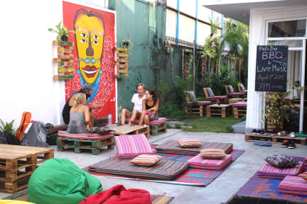Fotos von Groove House Hostels