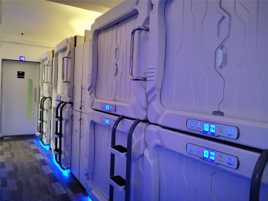Photos de The Capsule Hotel