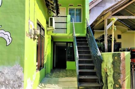 Zdjęcia nagrodzone Gandrung City Hostel